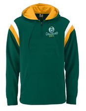 CSU Rams Green/Gold Vortex Hoodie